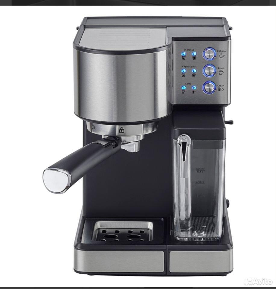 Кофеварка новая Рolaris PCM 1536 E  89291680444 купить 5