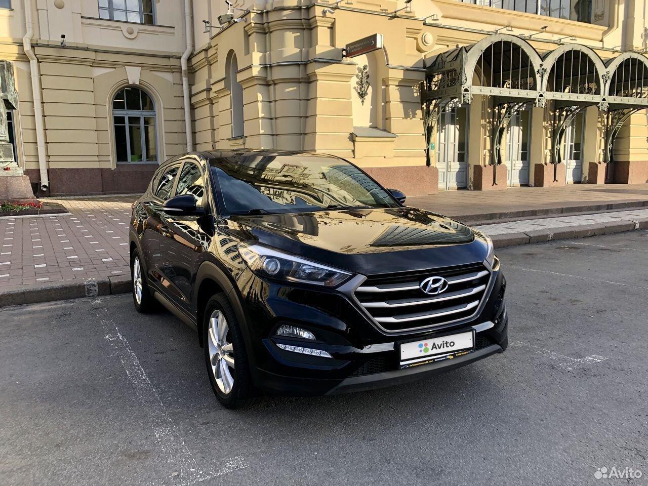 Hyundai Tucson, 2016  89219134967 купить 7