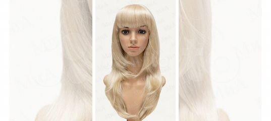 Парик блондинка новый купить в Самарской области с доставкой | Личные вещи | Авито
