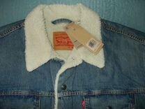 Куртка levis sherpa 62,64,66 р из США — Одежда, обувь, аксессуары в Москве