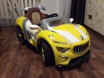Электромобиль Maserati A222AA c пультом ду
