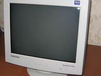 """ЭЛТ монитор 17"""" SAMSUNG SyncMaster 755DFX"""