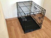 Клетка стальная в квартиру