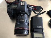 Canon 5D Mark II + Canon 24-105 1:4 L IS + Саnon S