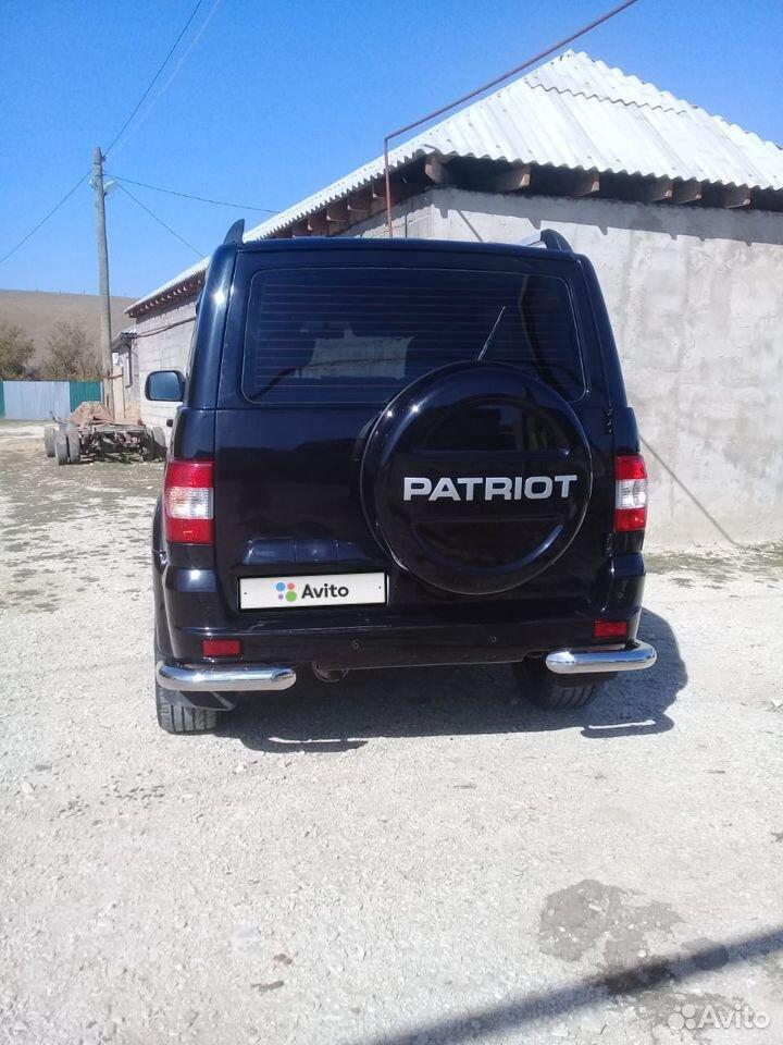 УАЗ Patriot, 2016  89389996425 купить 2