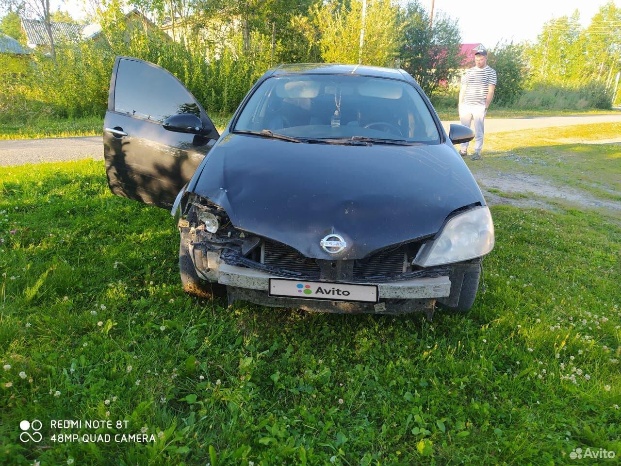 Nissan Primera, 2007  89120806407 купить 6