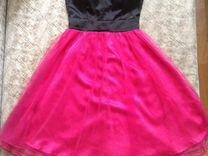 Платье праздничное — Одежда, обувь, аксессуары в Самаре