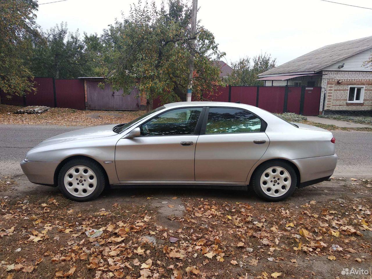 Alfa Romeo 166, 1999 89205955940 купить 1