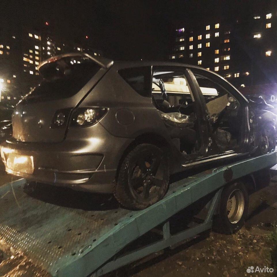 Генератор Mazda 3bk 2.0 LF  89644905044 купить 3