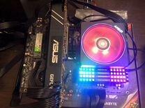 Видеокарта Asus GeForce GTX 1080 Ti turbo