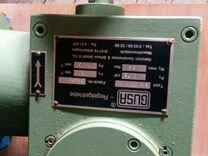 Новый редуктор-вариатор с электродвигателем