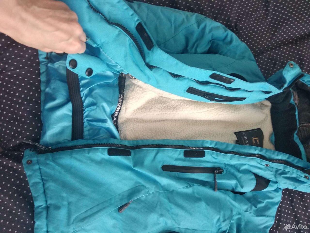 Куртка горнолыжная 42-44  89176521707 купить 4
