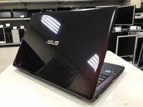 Игровой ноутбук Asus K550VX на Core i7-6700HQ