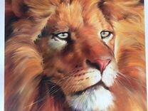 """Пазлы """"Портрет льва"""" 1500шт"""