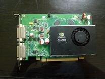 Профессиональная видеокарта Nvidia Quadro FX 380