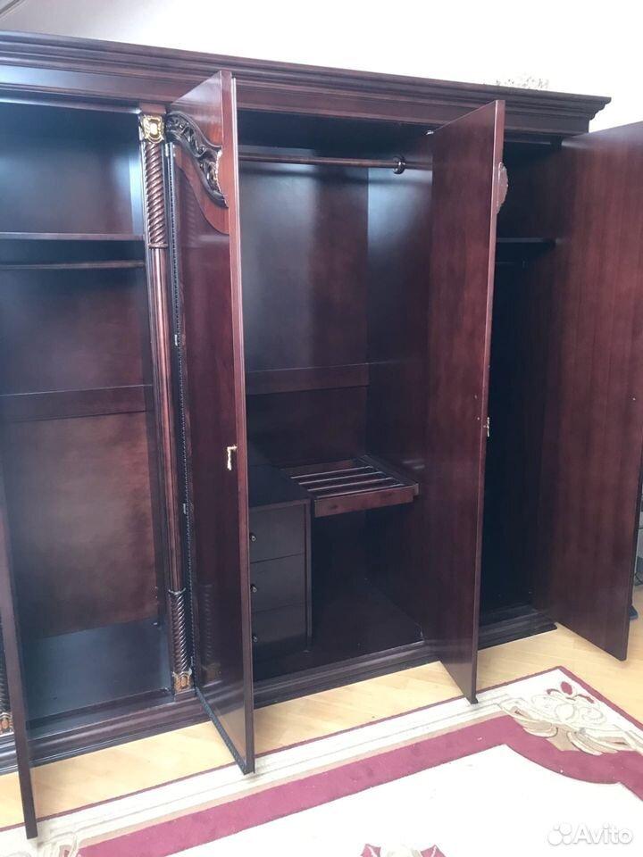 Шкаф трехсекционный Жозефина  89190516329 купить 4