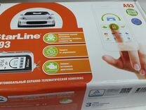 Сигнализация Star Line A93 2CAN+2LIN(автозапуск )