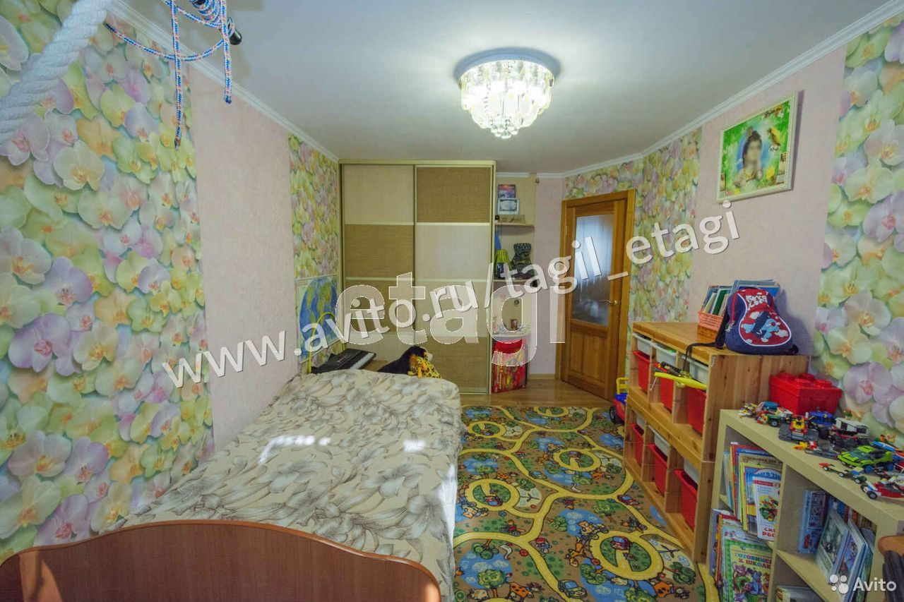 3-к квартира, 57 м², 4/5 эт.  89221680562 купить 6
