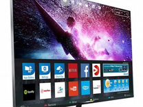 AndroidTV 4K UHD Philips 109см 3D 600Гц IPS HDR T2