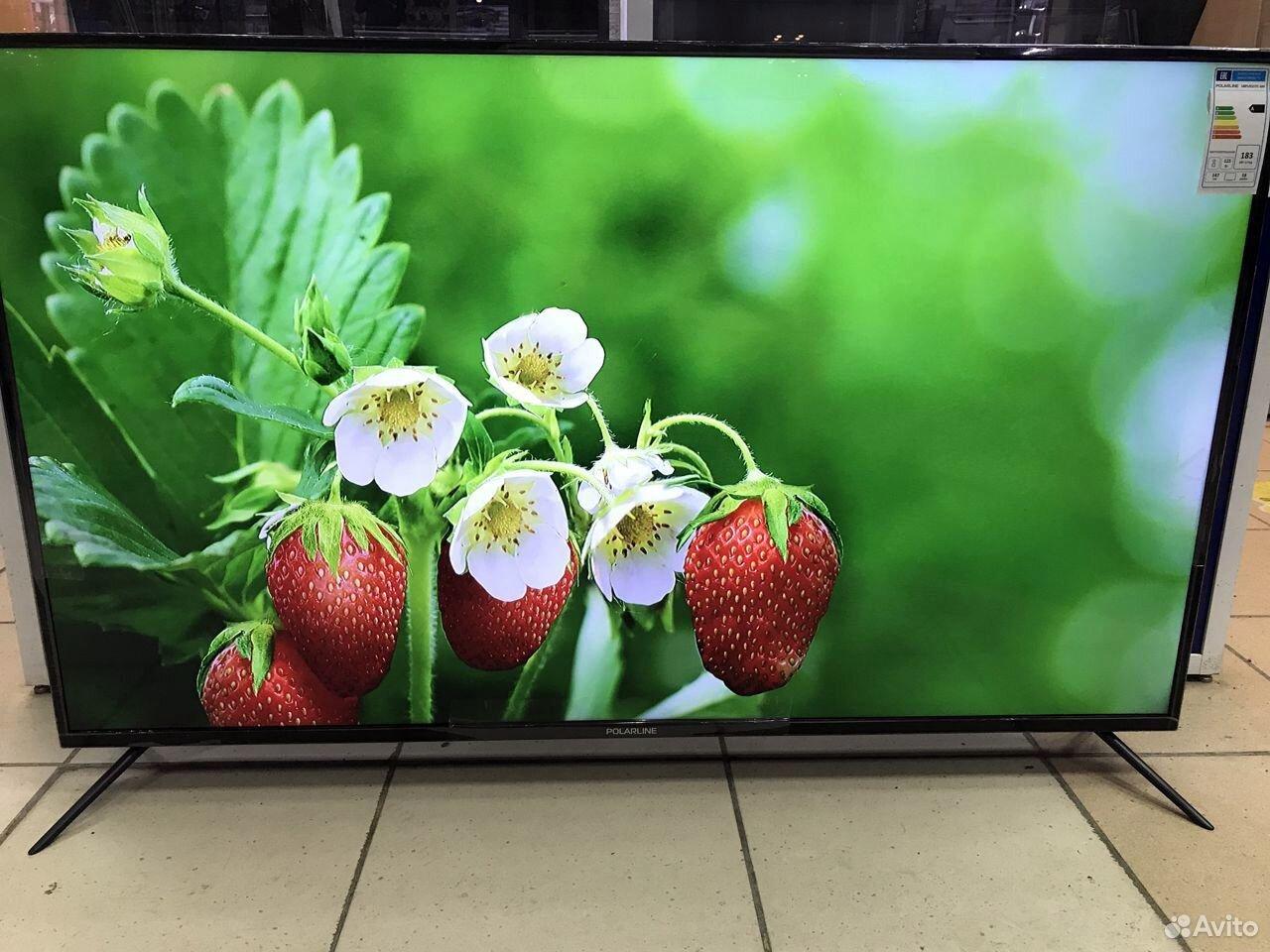 Новый Smart Телевизор Polar (Россия) 80 см диагона