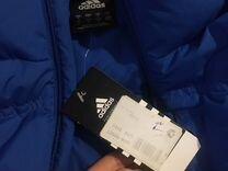 Пуховик(новый) Adidas