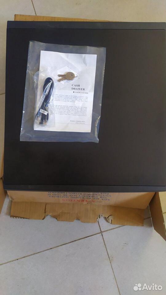 Денежный ящик Posiflex CR-4000  89028813100 купить 5