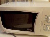 """Микроволновая печь """"LG"""" марки """"MS-192 A"""""""