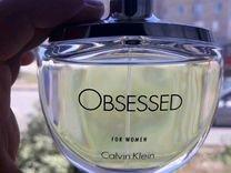 Парфюмерная вода Obsessed Calvin Klein 100ml