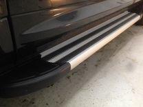 Пороги / подножки для Volkswagen Transporter