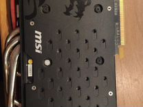 Видеокарта MSI GTX 960 gaming 4Гб
