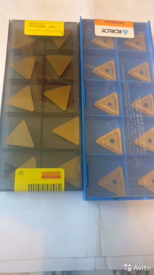 Carbide inserts  89608366849 buy 1