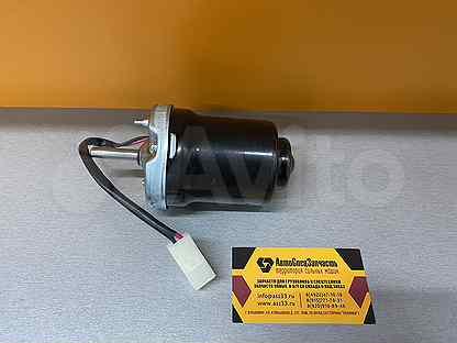 Мотор отопителя маз камаз 24V мэ 237-3730
