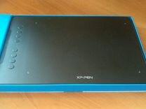 Графический планшет XP-PEN Deco 01 для рисования