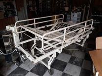 Кровать функциональная с регулировками