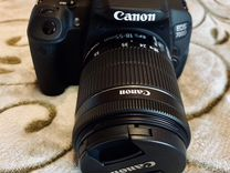 Canon EOS 700D, EF-S 18-55 IS STM Kit