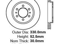 Тормозные диски на Ford F150