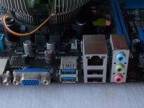 1155 / P8B75 + i5-3570(4x3800MHz) + Кулер