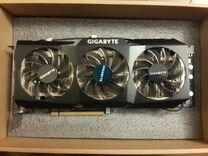 Видеокарта gigabyte GeForce GTX 470 1280 Мб