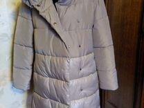 Пальто стеганое, синтепон — Одежда, обувь, аксессуары в Москве