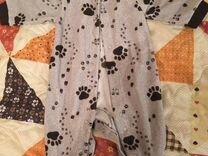 Флисовый комбинезон Carter's — Детская одежда и обувь в Омске