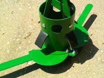Клапан дозатор,растариватель для удобрений биг-бег
