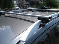 Багажник на крышу Volkswagen Bora на рейл — Запчасти и аксессуары в Краснодаре
