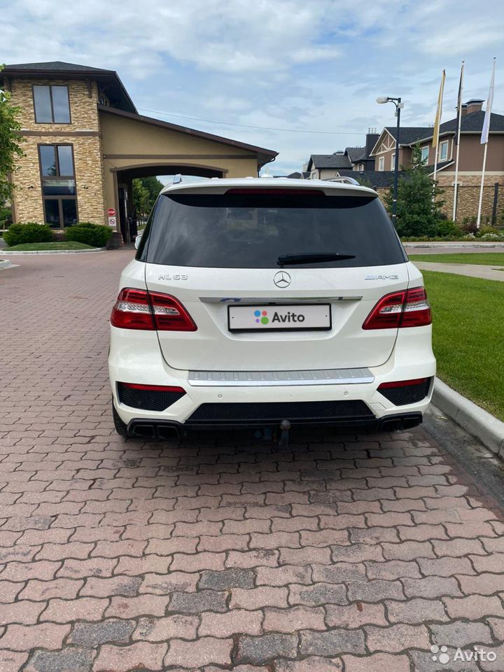 Mercedes-Benz M-класс AMG, 2012  89283999958 купить 4