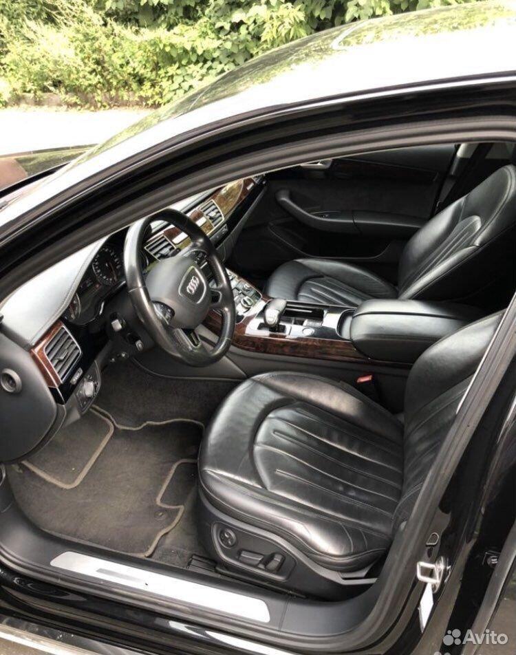 Audi A8, 2013 89678341610 купить 8