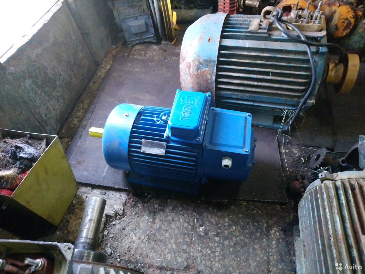 Крановый электродвигатель 7,5 х 940 мтн211-6  89279827774 купить 2