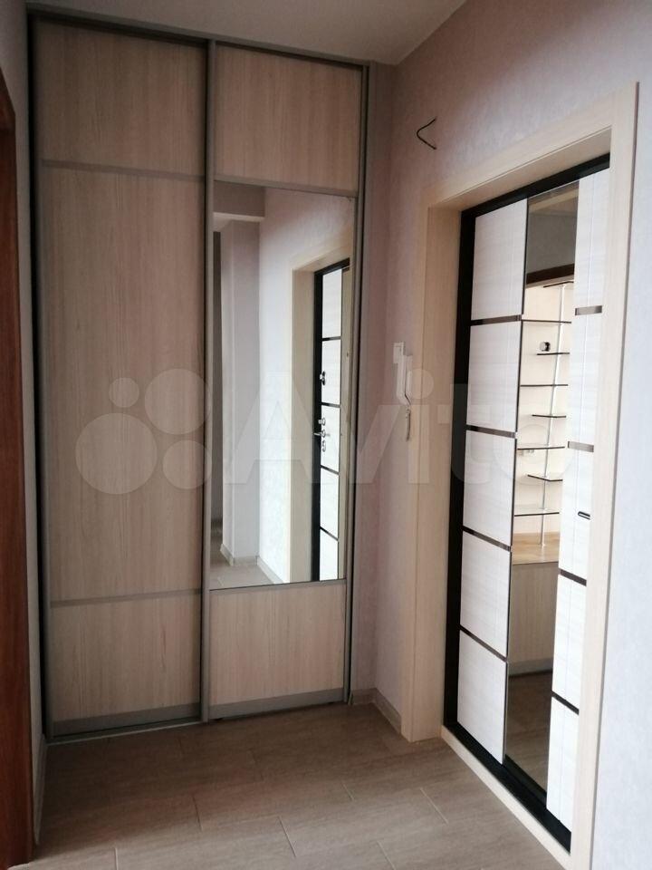 1-к квартира, 38 м², 8/10 эт.