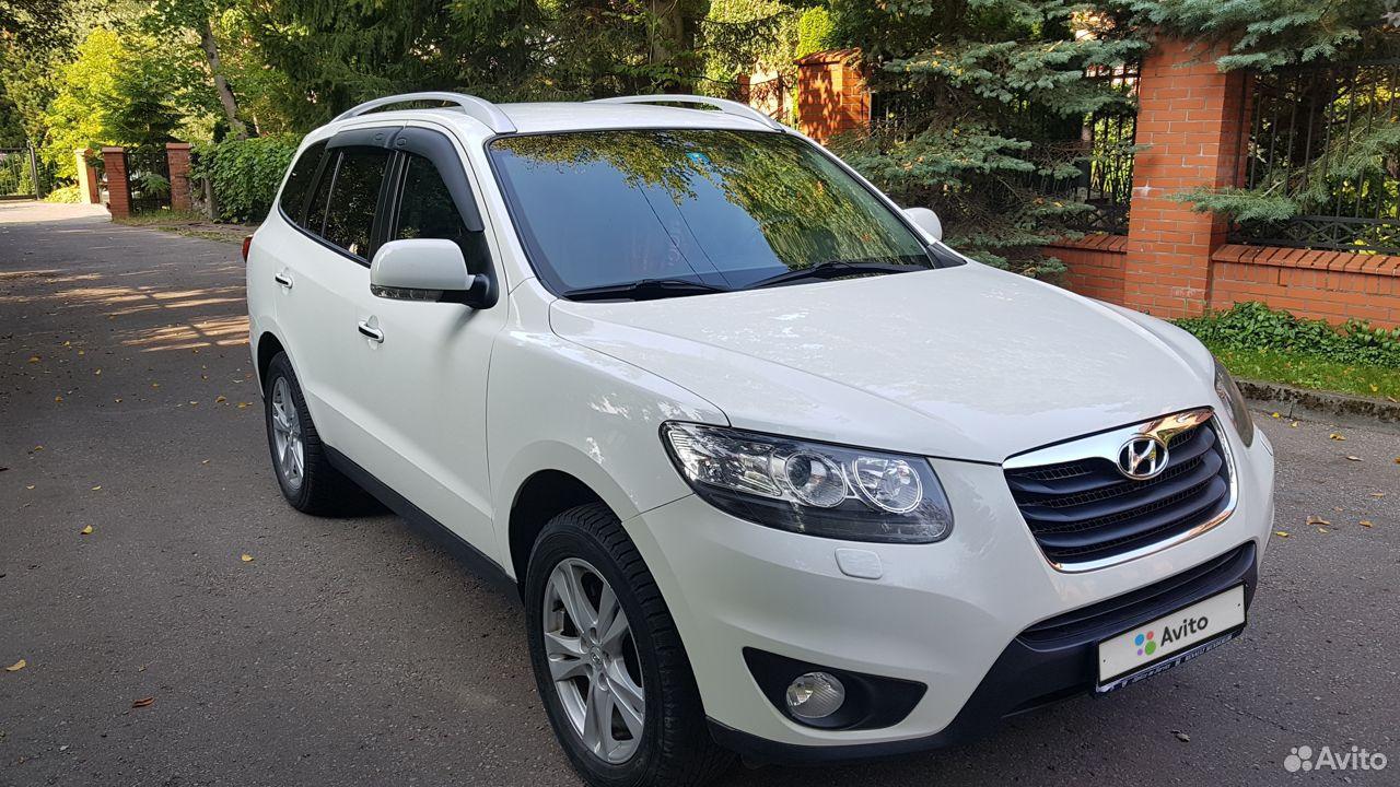 Hyundai Santa Fe, 2010  89097956613 купить 9