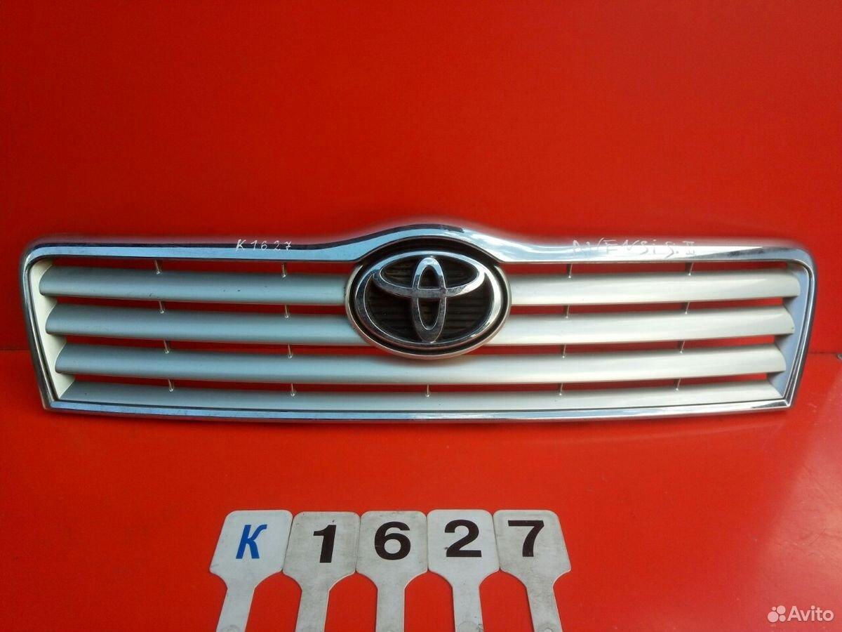84732022776  Решетка радиатора Toyota Avensis 2 2003-2008