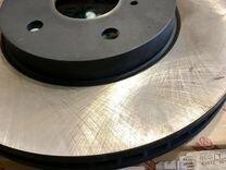 Тормозные диски передние тойота 44512-58011