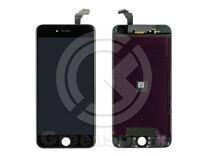 Дисплей для iPhone 6 Plus +тач черный с рамкой AA
